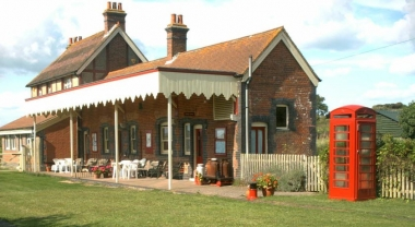 Whitwell Station